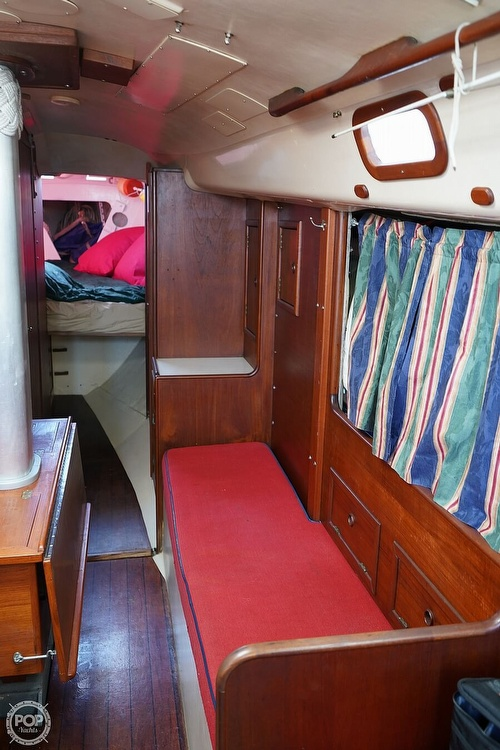 1972 C & C boat for sale, model of the boat is 39 Sloop & Image # 13 of 40