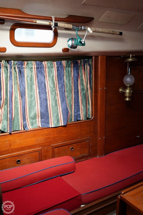 1972 C & C boat for sale, model of the boat is 39 Sloop & Image # 14 of 40