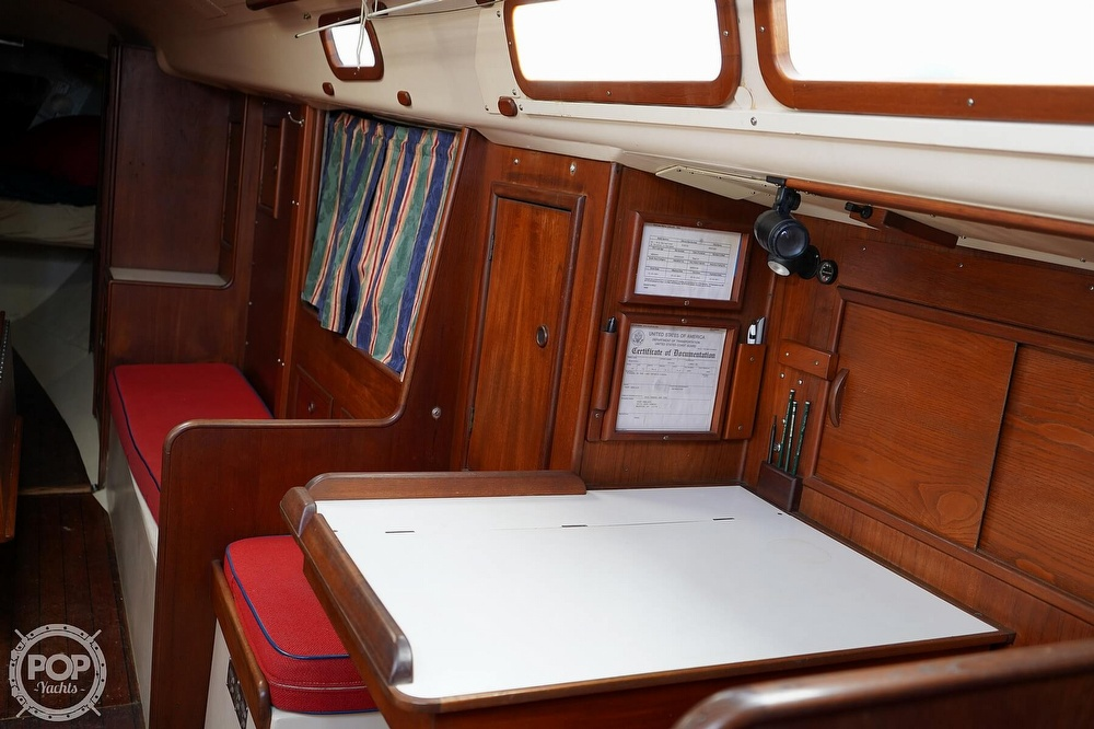 1972 C & C boat for sale, model of the boat is 39 Sloop & Image # 17 of 40