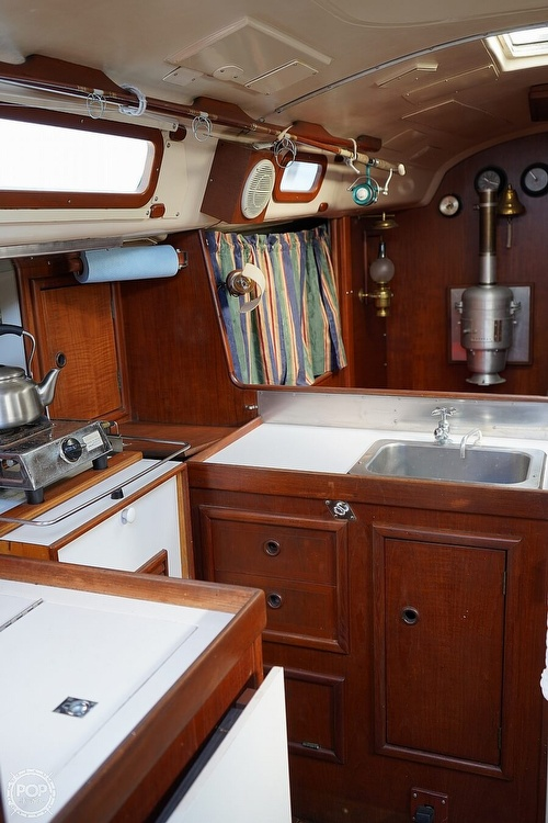 1972 C & C boat for sale, model of the boat is 39 Sloop & Image # 18 of 40