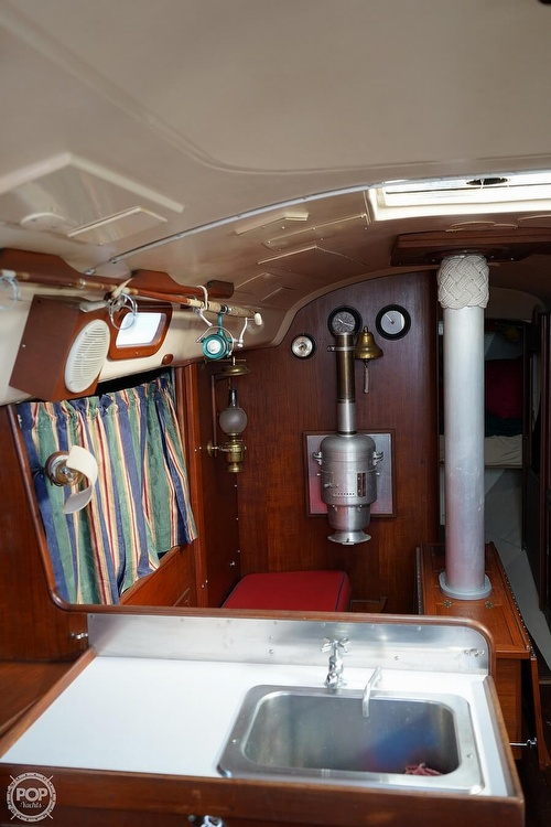 1972 C & C boat for sale, model of the boat is 39 Sloop & Image # 21 of 40