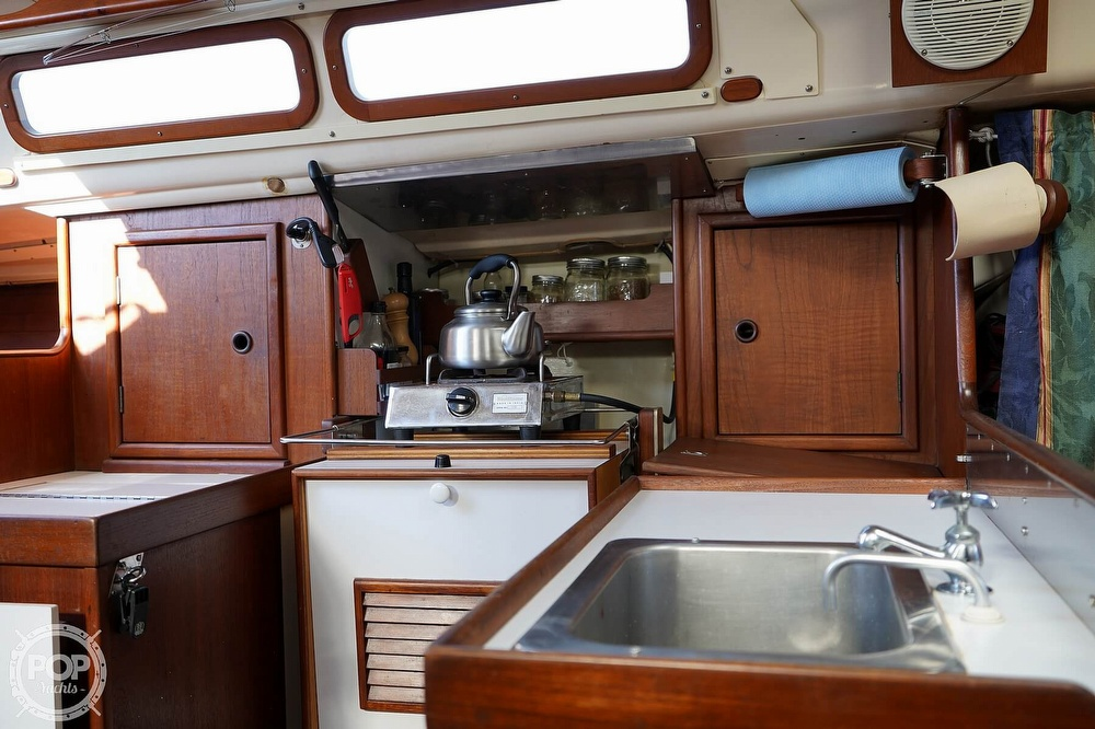 1972 C & C boat for sale, model of the boat is 39 Sloop & Image # 22 of 40