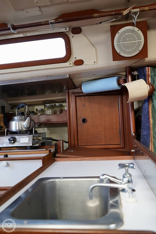 1972 C & C boat for sale, model of the boat is 39 Sloop & Image # 24 of 40