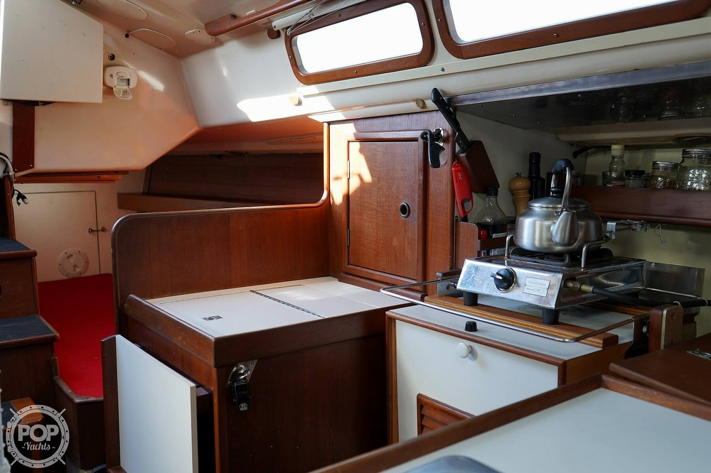 1972 C & C boat for sale, model of the boat is 39 Sloop & Image # 27 of 40