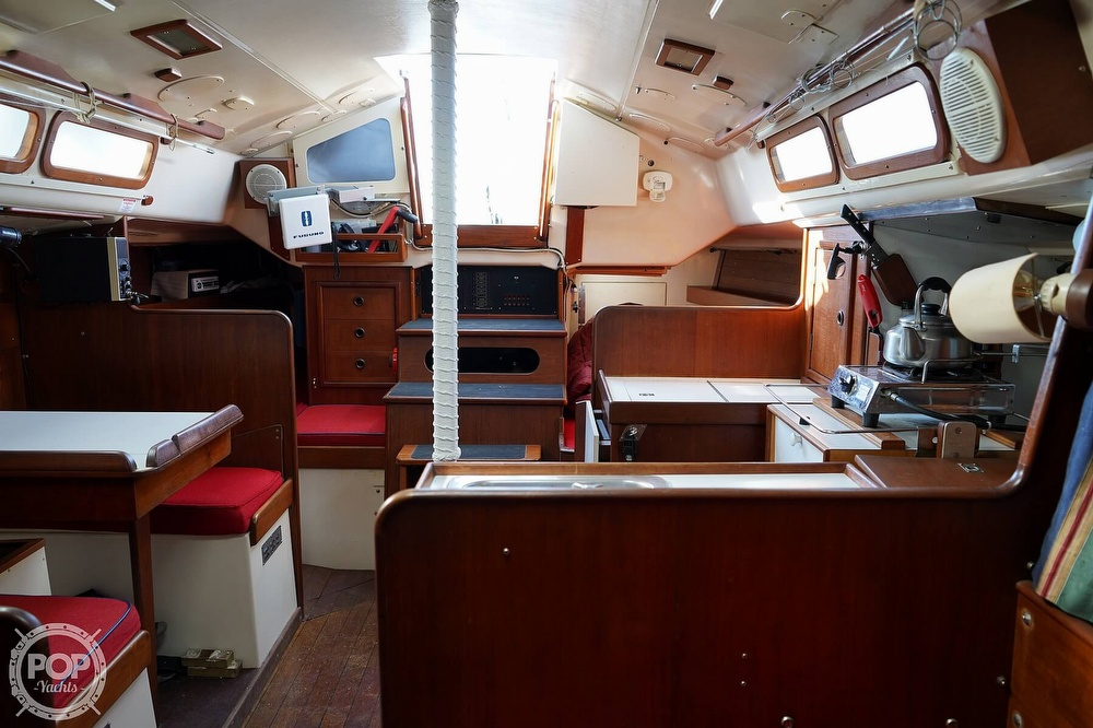 1972 C & C boat for sale, model of the boat is 39 Sloop & Image # 35 of 40