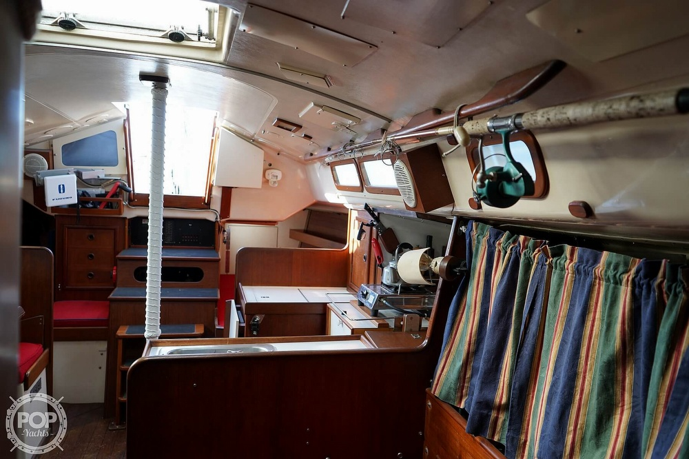 1972 C & C boat for sale, model of the boat is 39 Sloop & Image # 36 of 40