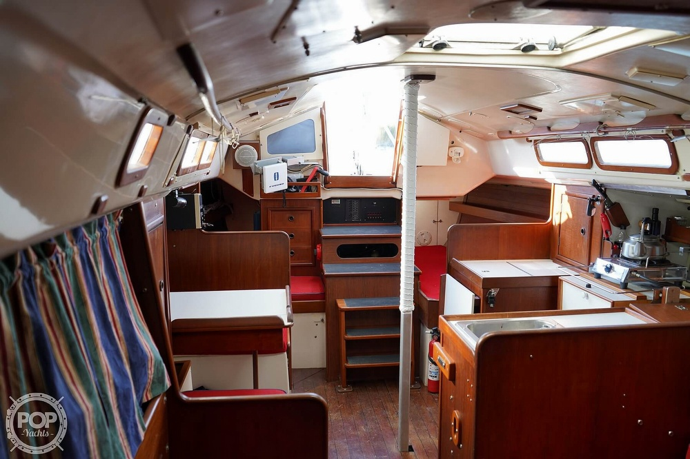 1972 C & C boat for sale, model of the boat is 39 Sloop & Image # 38 of 40