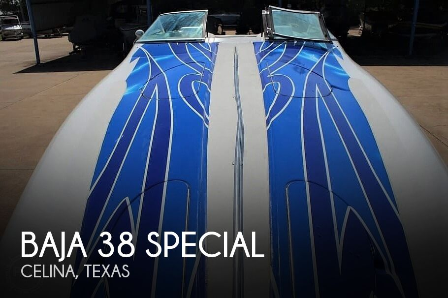 Used Baja Boats For Sale by owner | 1997 Baja 38 Special