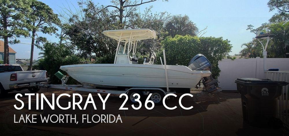 2018 STINGRAY 236 CC for sale
