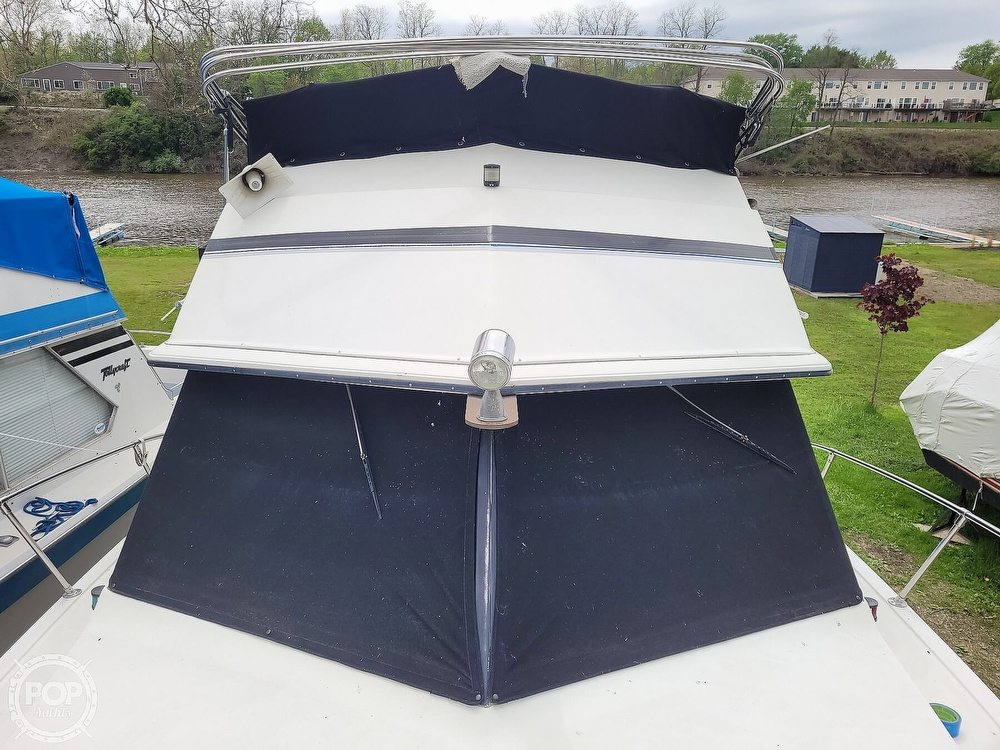 1984 Carver boat for sale, model of the boat is 3207 & Image # 28 of 40