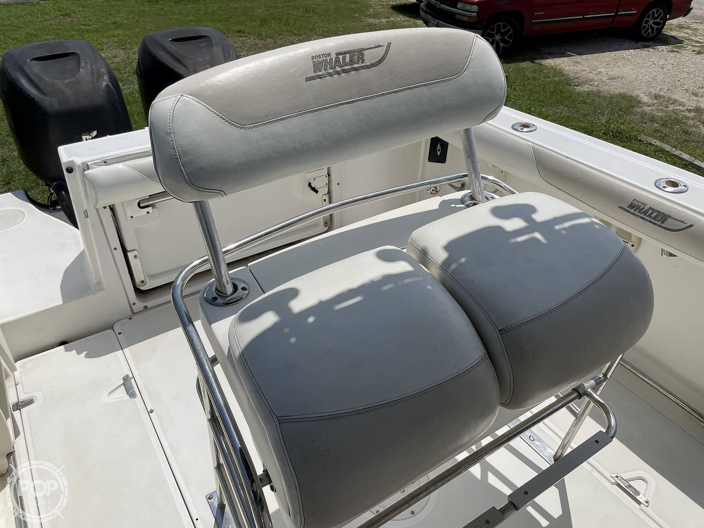2003 Boston Whaler boat for sale, model of the boat is 270 Outrage & Image # 4 of 40