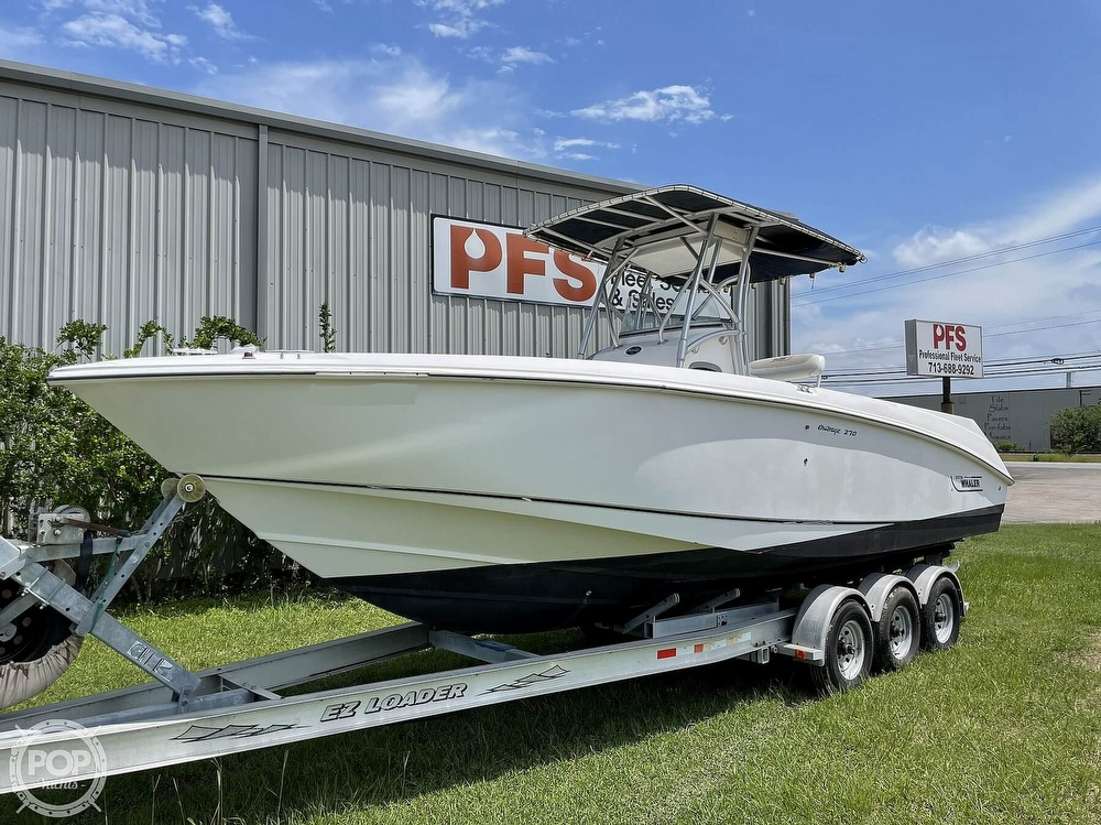 2003 Boston Whaler boat for sale, model of the boat is 270 Outrage & Image # 6 of 40