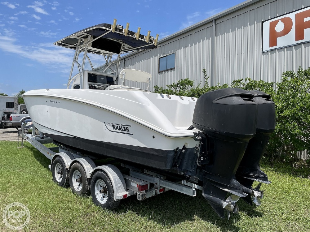 2003 Boston Whaler boat for sale, model of the boat is 270 Outrage & Image # 7 of 40