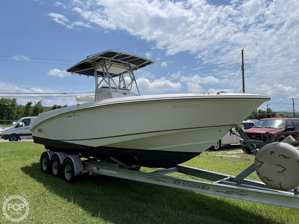 2003 Boston Whaler boat for sale, model of the boat is 270 Outrage & Image # 12 of 40