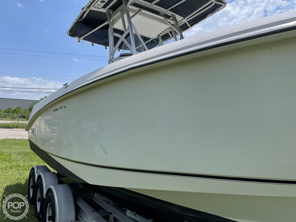 2003 Boston Whaler boat for sale, model of the boat is 270 Outrage & Image # 16 of 40