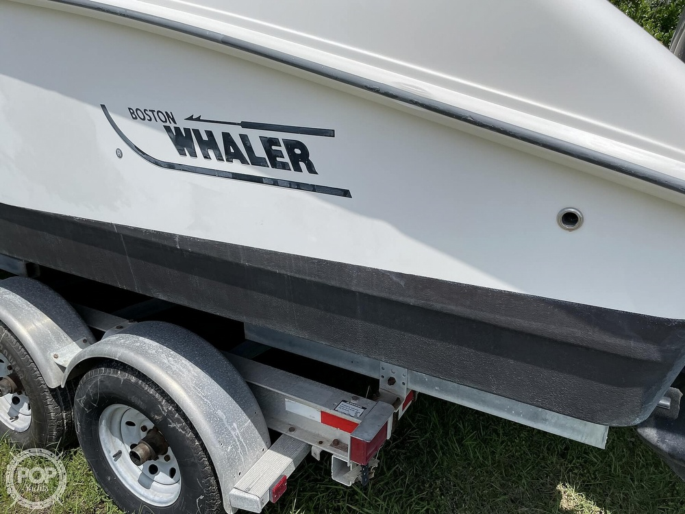 2003 Boston Whaler boat for sale, model of the boat is 270 Outrage & Image # 23 of 40