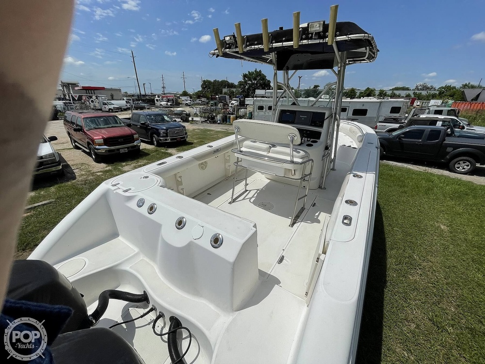 2003 Boston Whaler boat for sale, model of the boat is 270 Outrage & Image # 29 of 40