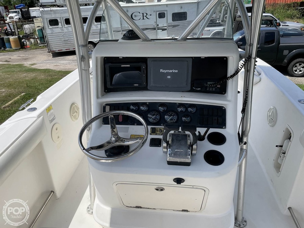 2003 Boston Whaler boat for sale, model of the boat is 270 Outrage & Image # 31 of 40