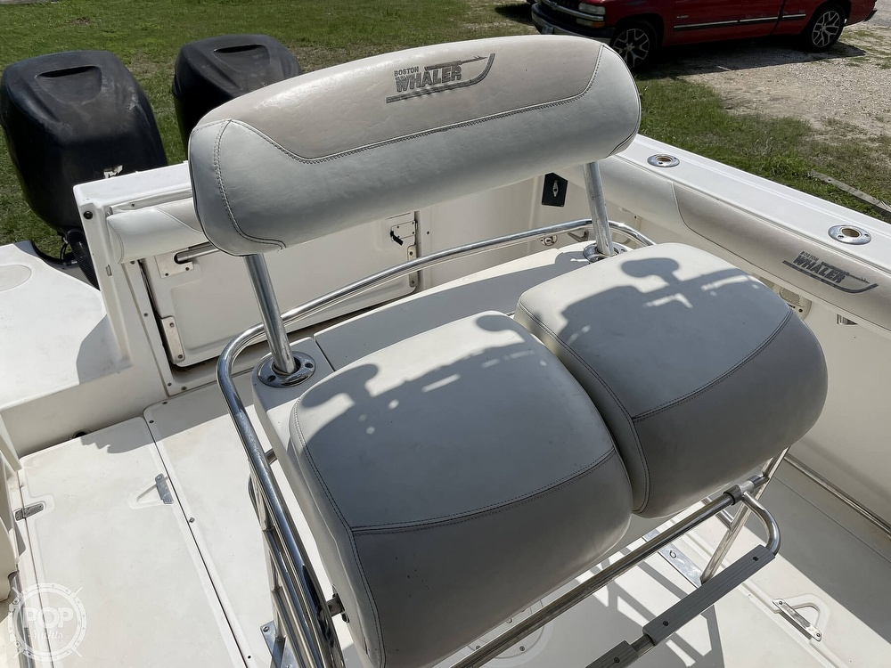 2003 Boston Whaler boat for sale, model of the boat is 270 Outrage & Image # 32 of 40