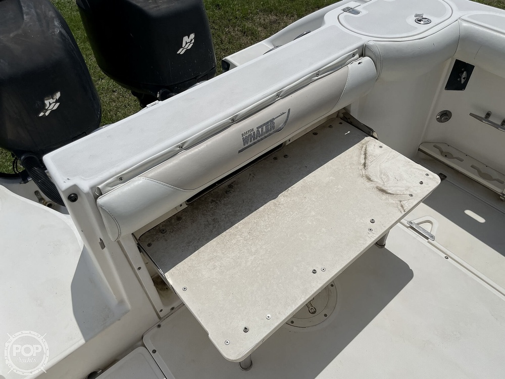 2003 Boston Whaler boat for sale, model of the boat is 270 Outrage & Image # 37 of 40