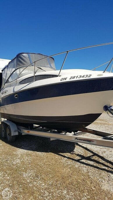 Bayliner 245 SB, 245, for sale - 65,600 CAD