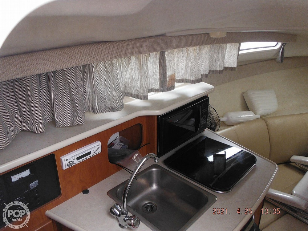2004 Bayliner boat for sale, model of the boat is 245 SB & Image # 35 of 40