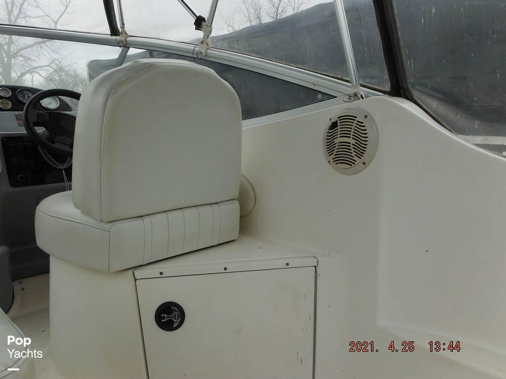 2004 Bayliner boat for sale, model of the boat is 245 SB & Image # 22 of 40