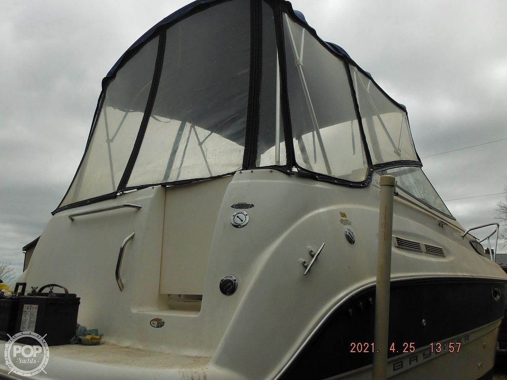 2004 Bayliner boat for sale, model of the boat is 245 SB & Image # 6 of 40