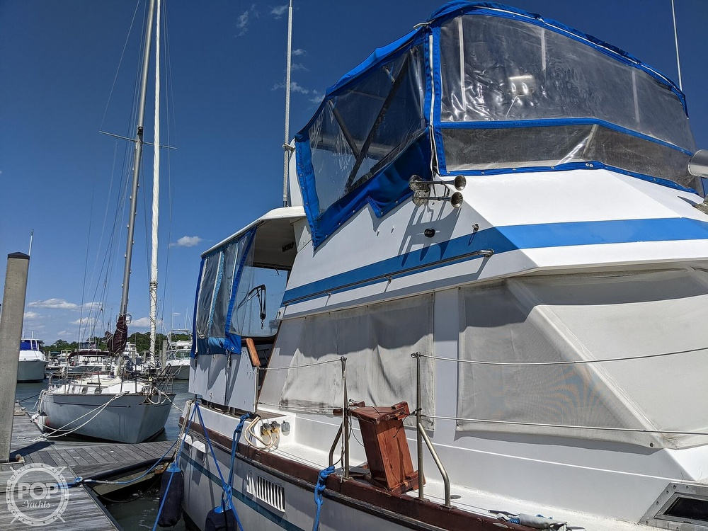 1984 President boat for sale, model of the boat is 41 DC & Image # 3 of 40