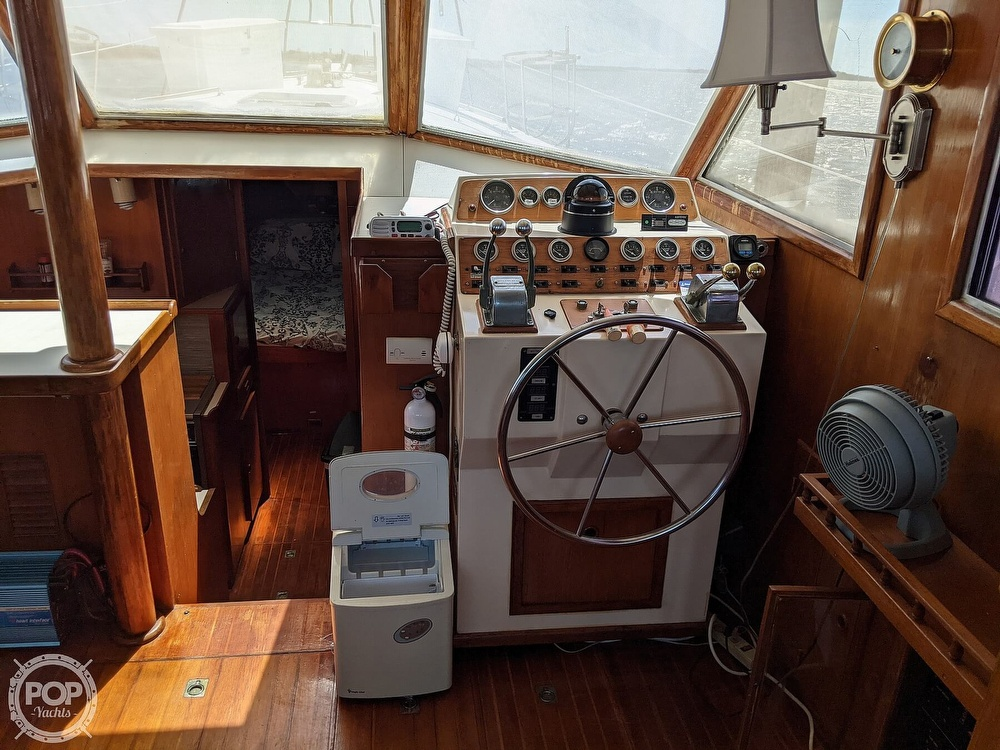 1984 President boat for sale, model of the boat is 41 DC & Image # 14 of 40