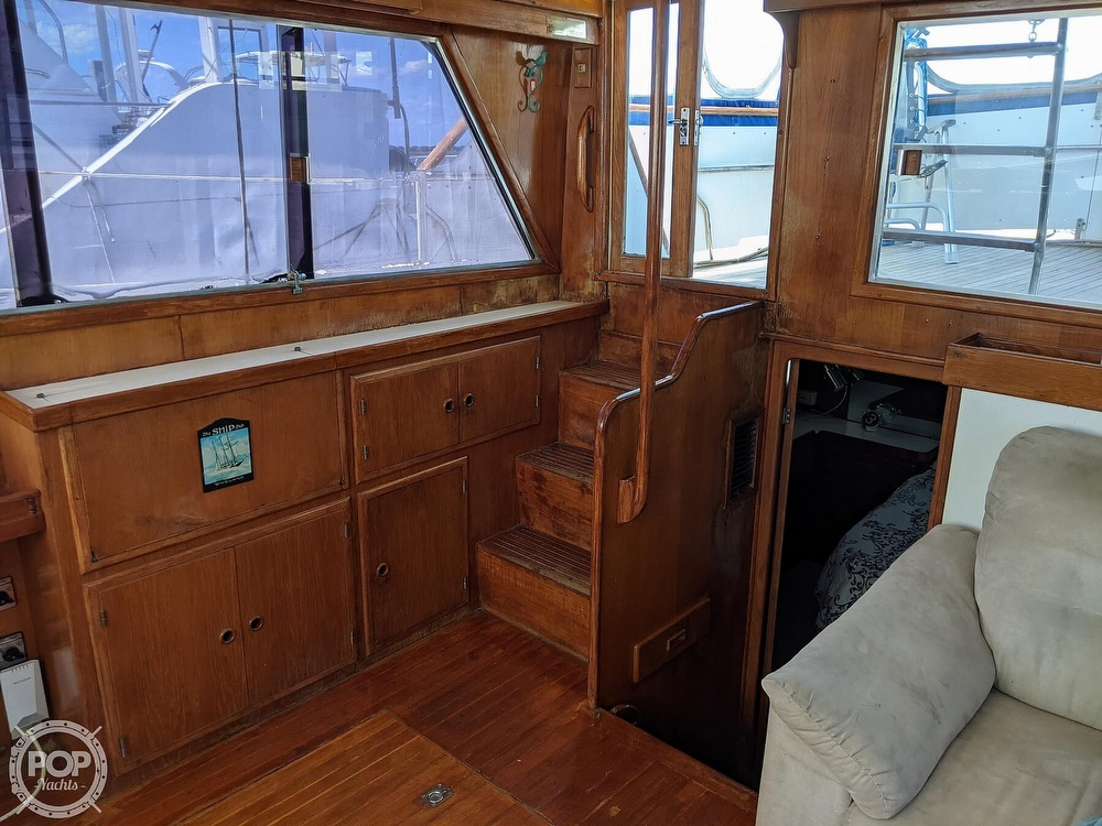 1984 President boat for sale, model of the boat is 41 DC & Image # 11 of 40