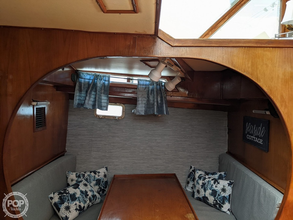1984 President boat for sale, model of the boat is 41 DC & Image # 29 of 40