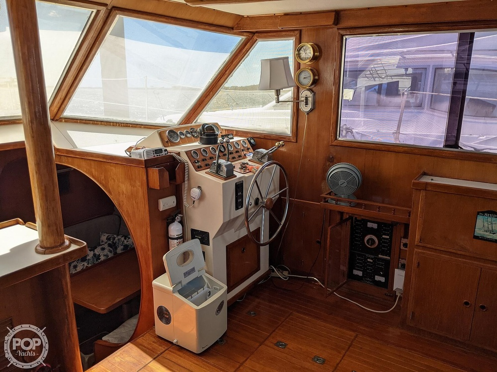 1984 President boat for sale, model of the boat is 41 DC & Image # 4 of 40