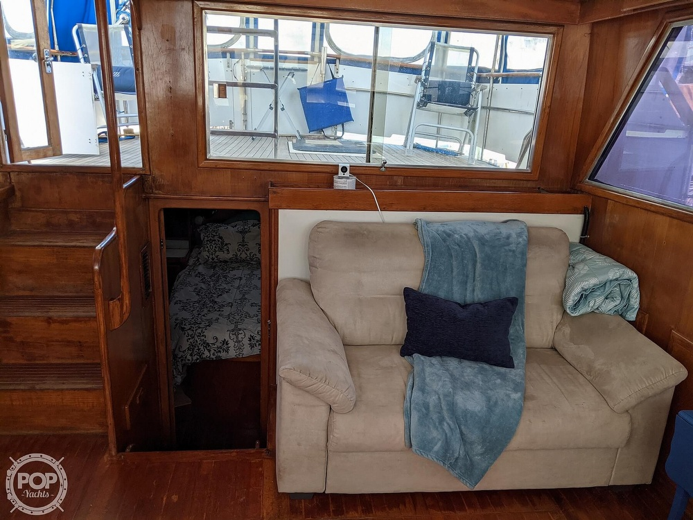1984 President boat for sale, model of the boat is 41 DC & Image # 7 of 40