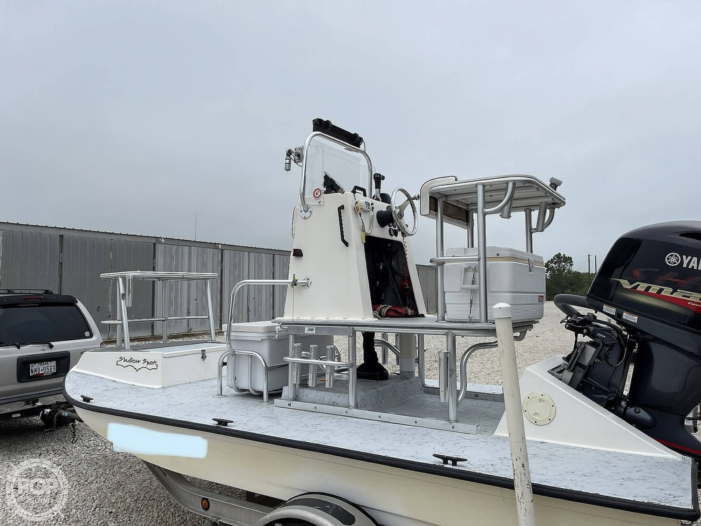 2003 Shallow Sport boat for sale, model of the boat is 15 Classic & Image # 15 of 40