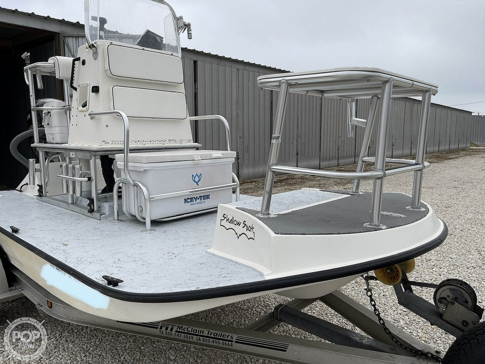 2003 Shallow Sport boat for sale, model of the boat is 15 Classic & Image # 38 of 40