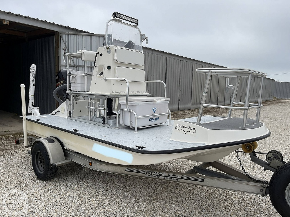 2003 Shallow Sport boat for sale, model of the boat is 15 Classic & Image # 39 of 40