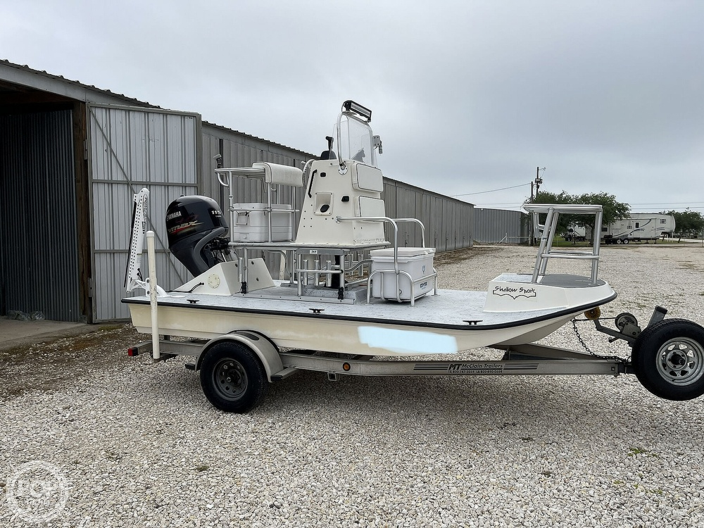 2003 Shallow Sport boat for sale, model of the boat is 15 Classic & Image # 40 of 40