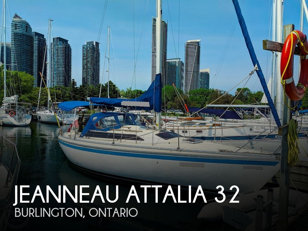 1984 Jeanneau boat for sale, model of the boat is Attalia 32 & Image # 1 of 40