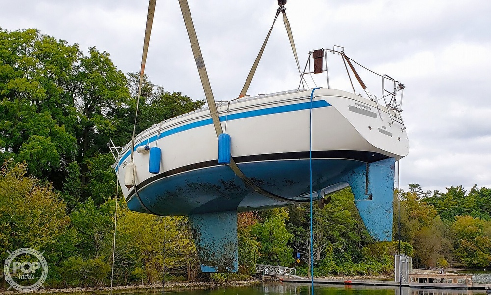1984 Jeanneau boat for sale, model of the boat is Attalia 32 & Image # 5 of 40
