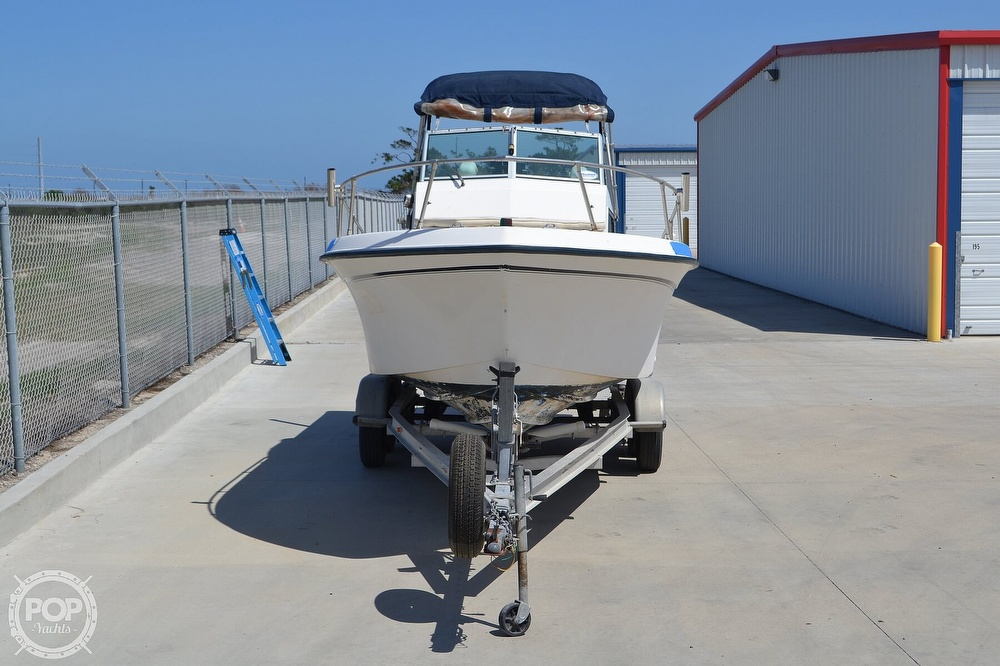 1984 Grady-White boat for sale, model of the boat is Overnighter 204-C & Image # 9 of 40