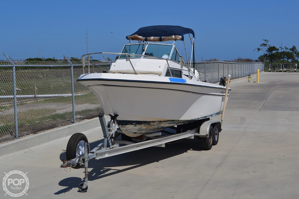 1984 Grady-White boat for sale, model of the boat is Overnighter 204-C & Image # 11 of 40