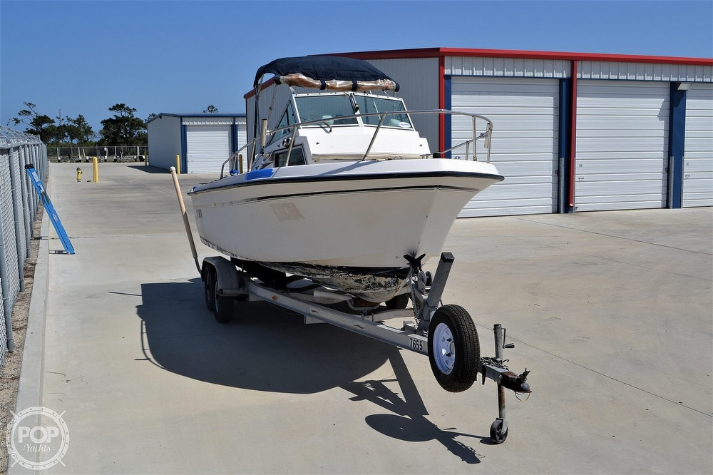 1984 Grady-White boat for sale, model of the boat is Overnighter 204-C & Image # 12 of 40