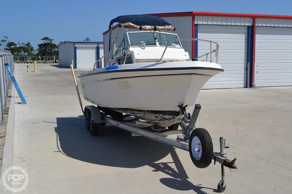 1984 Grady-White boat for sale, model of the boat is Overnighter 204-C & Image # 13 of 40