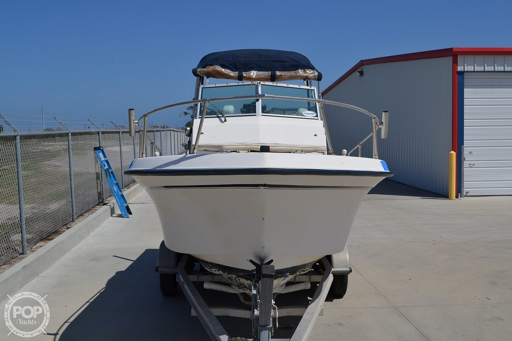 1984 Grady-White boat for sale, model of the boat is Overnighter 204-C & Image # 14 of 40