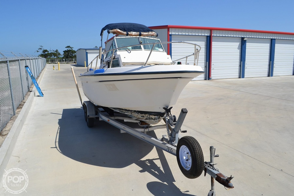 1984 Grady-White boat for sale, model of the boat is Overnighter 204-C & Image # 18 of 40