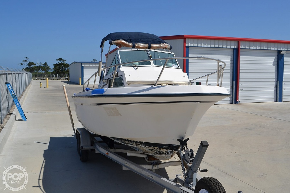 1984 Grady-White boat for sale, model of the boat is Overnighter 204-C & Image # 19 of 40
