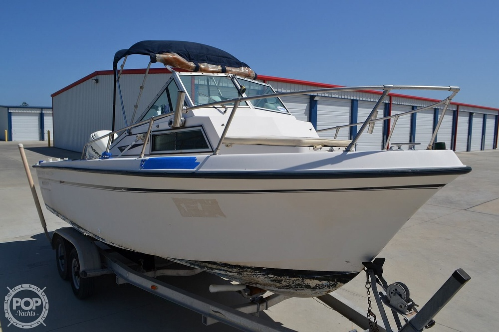 1984 Grady-White boat for sale, model of the boat is Overnighter 204-C & Image # 20 of 40