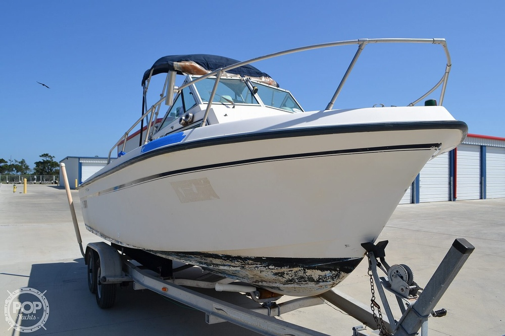 1984 Grady-White boat for sale, model of the boat is Overnighter 204-C & Image # 21 of 40