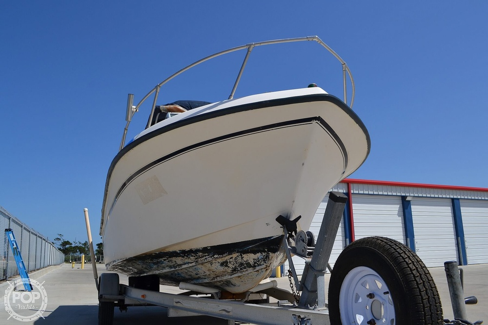1984 Grady-White boat for sale, model of the boat is Overnighter 204-C & Image # 22 of 40